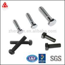 stainless steel hex socket cnc machine bolt