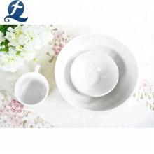 Venta caliente cocina vajilla restaurante personalizado cerámica juego de cena