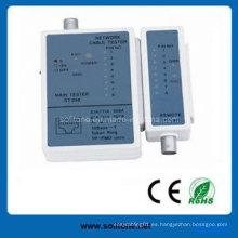 Probador del cable de la LAN de la red con la alta calidad (ST-CT248)