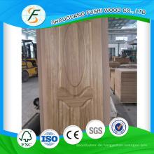 Hdf-Tür-Haut-dekorative Innentür-Haut-Platten