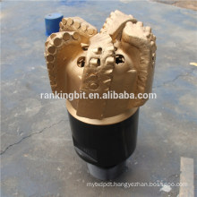 Water well drilling equipment 9 7/8 inch pdc rock bit with high quality