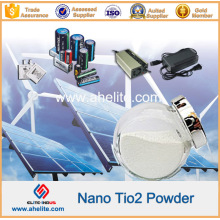 Nano Titanium Dioxide for Battery