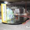 customized aluminium trade show flooring