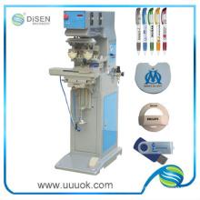 Impresora del cojín de 2 colores con lanzadera