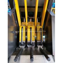 CNC Flat Bar Punching and Shearing Machine