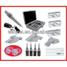 Maquillage de maquillage permanent maquilleuse de sourcils lèvres de maquillage et eye-liner