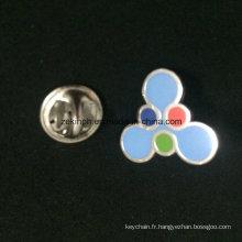Gravure / Entched Métal Nom Badge / Badge Pin
