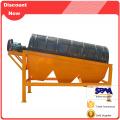 Mining séparant l'équipement minier d'or trommel prix à vendre