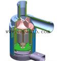 Brushless Auxiliary / Zusätzliche Umwälzpumpe OEM1k0965561b // G // L // J