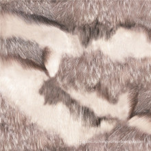 Трикотаж набивной шерстяной ткани (акрил XF-006)