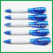 LED PenS with LED Torch on head