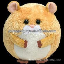 Мягкие игрушки для мышей с плюшевым мячиком