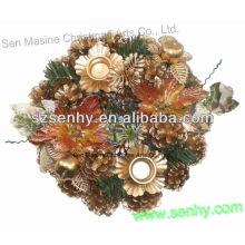 Coroa de Natal artificial de 2013