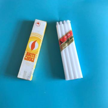 Zhongya Stick White Brite Candle