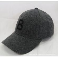 100% Baumwolle Jersey 2016 Neu Fashion Fashion Woven Cap Baseball Cap Sport Cap (WB-080133)