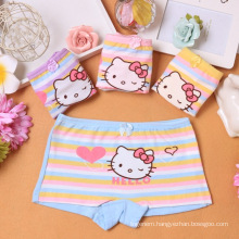 Brand comfortable breathable antibacterial cotton kid's pants underwear