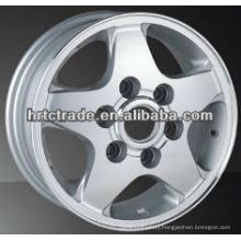 15 inch beautiful chrome sport replica wheels for nissan