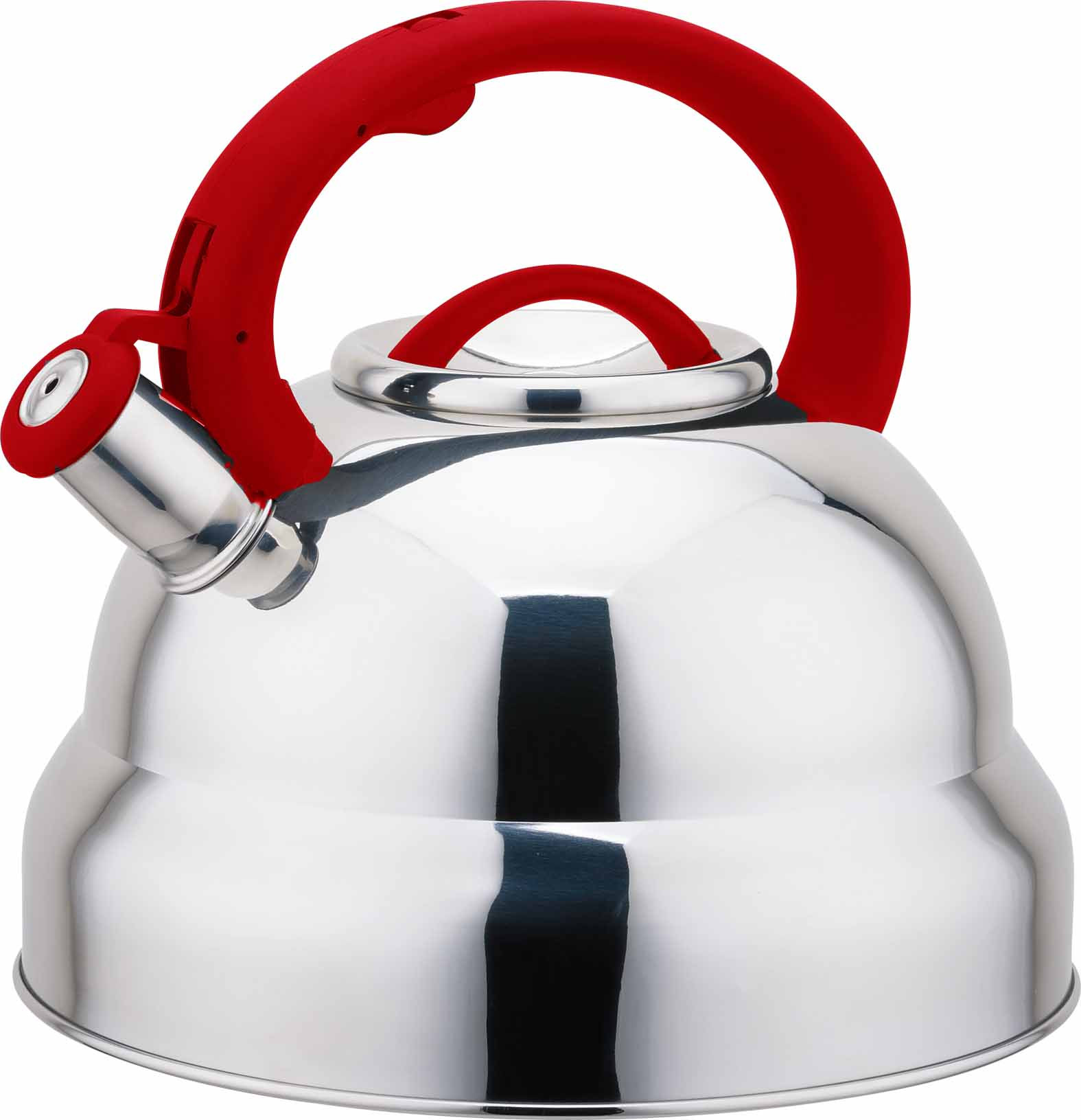 4.5L classic stainess steel  whistling kettle
