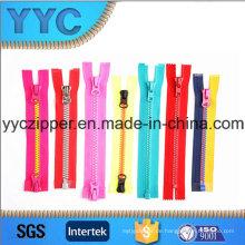 # 3- # 15 Plastic Zipper Manufacturing Kunststoff Zipper Verkauf Günstige Preis