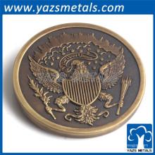 maßgeschneiderte Operation Freiheit Emaille antike Münze