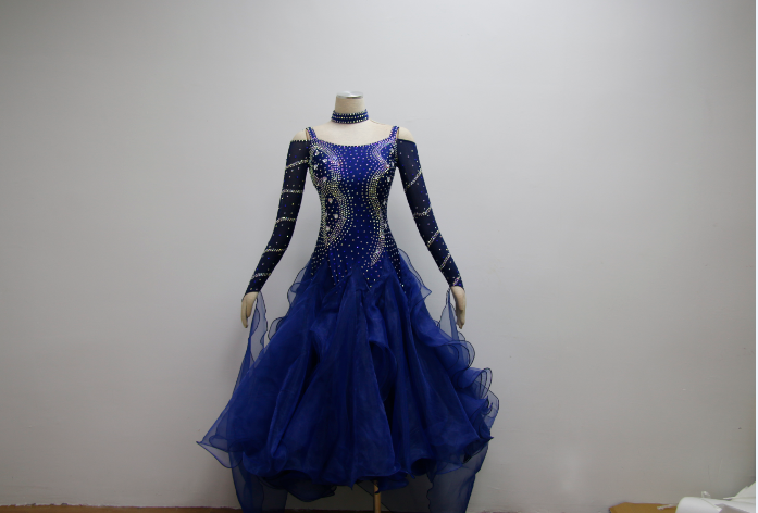 Girls Ballroom Dance Costumes