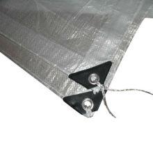 HDPE tarpaulin, made of 100% new polyethylene