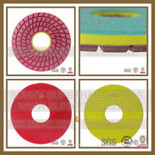 Diamond Grinding Polishing Pads for Polishing