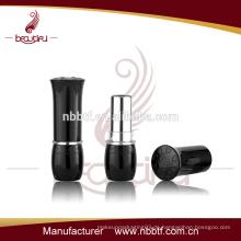 64LI20-7 Einzigartige schwarze Lippenstift-Röhrchen