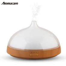 El mejor vendedor Amazon Water Mist Atomizer Humidificador de madera del difusor de la fantasía del aroma