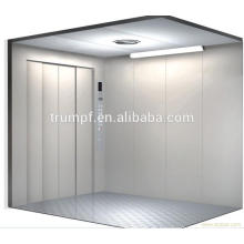 Gute Qualität Fracht Aufzug aus Edelstahl Platten gemacht