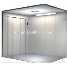 Грузовой лифт хорошего качества, изготовленный из нержавеющей стали