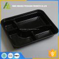 envase de comida disponible microonda plástico