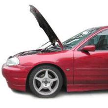 Soportes de elevación de campana, resortes de Gas de cilindro alquilable para silla de coche