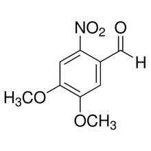 6-Nitroveratraldéhyde No. CAS 20357-25-9 2-Nitro-4, 5-diméthoxybenzaldéhyde