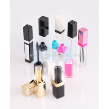 empty LED lipstick packaging luxury LED gloss tube led cosmetic packaging