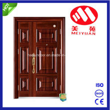 Fireproof Door with Heat-Transfer, Son-Mother Door