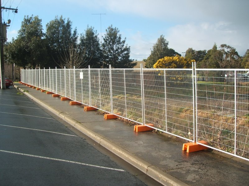 2.1m Temporary Fencing