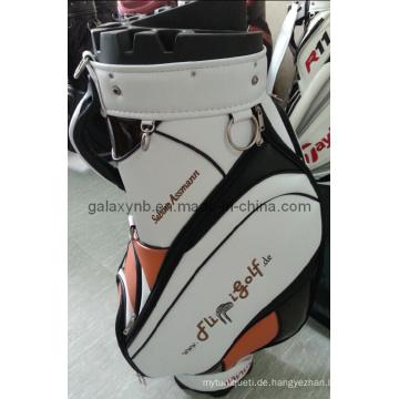 PU hochwertige heißer Verkauf Golfbag Personal