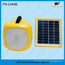Low Cost LED Solar Light with Radio with Mobile Phone Charger Solar Lantern with Radio