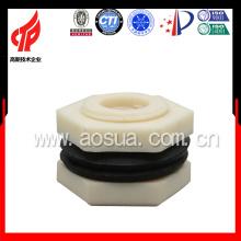 """1/2 """"ABS petite prise de châssis tour de refroidissement Matériau plastique"""