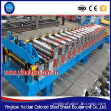 Hot sale !Double Layer Roll Forming roofing machine/double deck roll forming machine