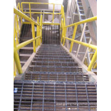 Hot DIP Galvanized Ball Jointed Stanchions and Handrails
