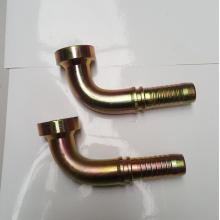 90°SAE Flange 3000 PSI L.T. Fittings