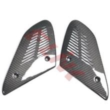 Housse de moteur en fibre de carbone pour Audi S4 2.7t