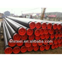 high quality vapor pipes ASTM A106/A53