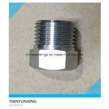 Forged Dupex Stainless Steel Fittings Hex Head Plug