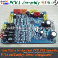OEM Fm radio signal amplifier pcba pcb assembly control board