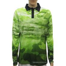 Quality 180gsm T Shirt Long Sleeve With Custom Printing