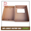 Factory direct cheap price recyclable folding paper carton box for food