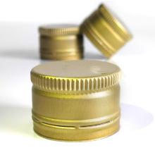 Professional housing Manufacturer Custom 24mm aluminum wine bottle caps making service